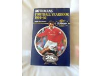 Collectible Rothmans Football Yearbook 1994-95, Ryan Giggs front cover, used for sale  Datchet, Berkshire