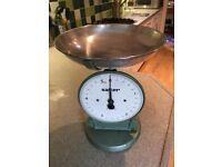 Salter kitchen scales (max 5 kg)