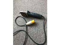 Bosch gws9-125 angle grinder