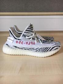 Yeezy Boost 350 V2 zebra/black/white