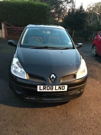 Renault Clio Rip Curl Serviced and MOT until 11/03/2018. Good condition with some superficial damage
