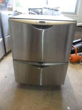 fisher&paykel ss twindraw dd603 stainless works good South Brisbane Brisbane South West Preview