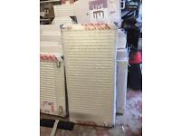 Brand new central heating radiators