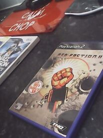 red faction 2 PlayStation 2 game