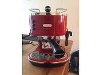 Delonghi Micalite Coffee Machine/Espresso Maker