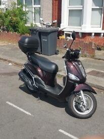 Motorbike/scooter YAMAHA XC 115 S