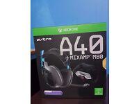 Astro A40, M80 Mixamp Halo Edition