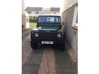 4x4 land rover defender 90