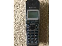 Cordless Panasonic phones