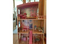 Dolls/Barbie House