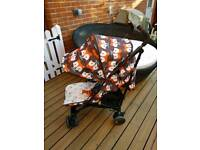 Cosatto Foxtrot pushchair buggy