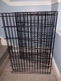 Large puppy breed or small and medium dog playpen.