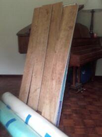 Good quality oak laminate flooring