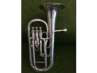 Boosey & Hawkes E Flat Tenor Horn. for sale  Newcastle, County Down