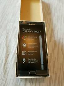 Brand New Samsung Note 4 32GB Black £250 O.N.O