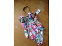New with tags swimsuit size 8