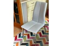 Set of 4 dining chairs from NEXT