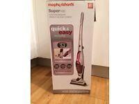 Morphy Richards super vac 2in1 cordless vacuum