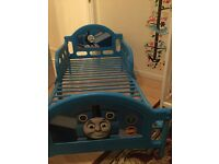 Thomas and friend kids bed