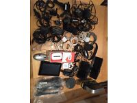 Job Lot TV, Internet, Wi-Fi Routers, Power Packs, Adaptors, Kobo, Apple, Fitbit
