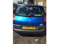 Renault scenic 5seater 575ono quick sale as need gone asap