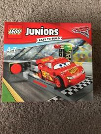 Brand new in box Disney cars Lego