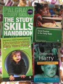 Early Childhood Studies books
