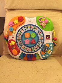 Children's alphabet piano toy