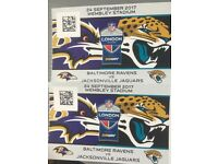 NFL Baltimore Ravens V Jacksonville Jaguars at Wembley