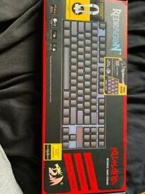 Red dragon Kumara mechanical keyboard