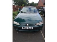 Great runner Peugeot 406 automatic