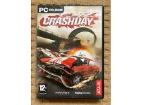 Crashday PC CD ROM (Used, Boxed, Great Condition)
