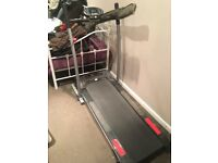 Electric running machine treadmill