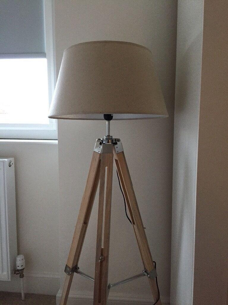 Tk Maxx Tripod Floor Lamp In Gilmerton Edinburgh Gumtree