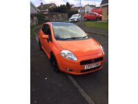 Fiat Punto 2 owners everything working brilliantly great wee car