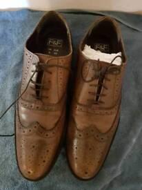 Mans f&f shoes size 10.5