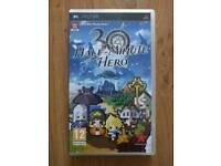 Half Minute Hero for Sony PSP.