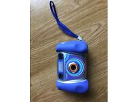 VTECH KIDIZOOM CAMERA WITH ACCESSORIES - Excellent condition, used twice