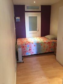 fully furnished large studio flat in East Ham. ALL BILLS INCLUSIVE