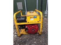 Harrington 3kva Petrol Generator 110v Honda Engine