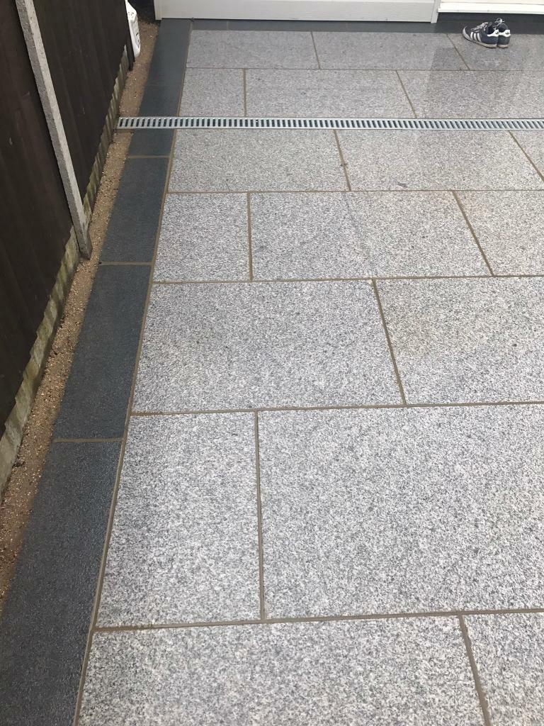 Granite patio paving slabs silver greyin Cosham, HampshireGumtree - I have available x30 900x600mm silver gray flat granite paving slabs 20mm calibrated and x55 800x200mm dark grey boarder granite 20mm calibrated. Collection asap Portsmouth I could only purchase buy the pallet and have finished with them, pic...