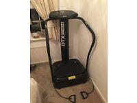 DTX fitness vibration machine mint