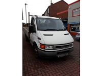 Iveco Daily twin axle pick-up 12 month MOT