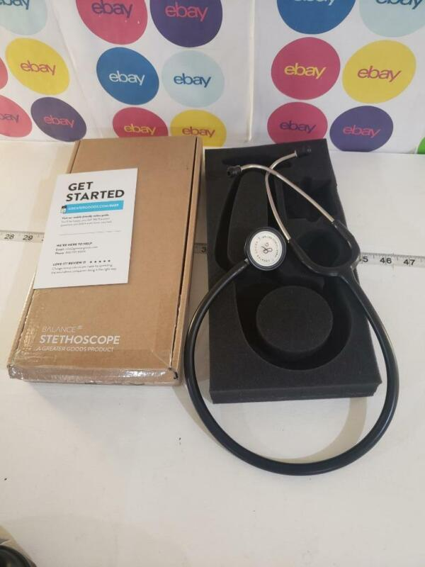 Dual-Head Stethoscope Classic Design for Routine Physical,Heart and Lung Examina