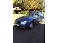 Ford focus 1.6 lx 2005 later shape.87000