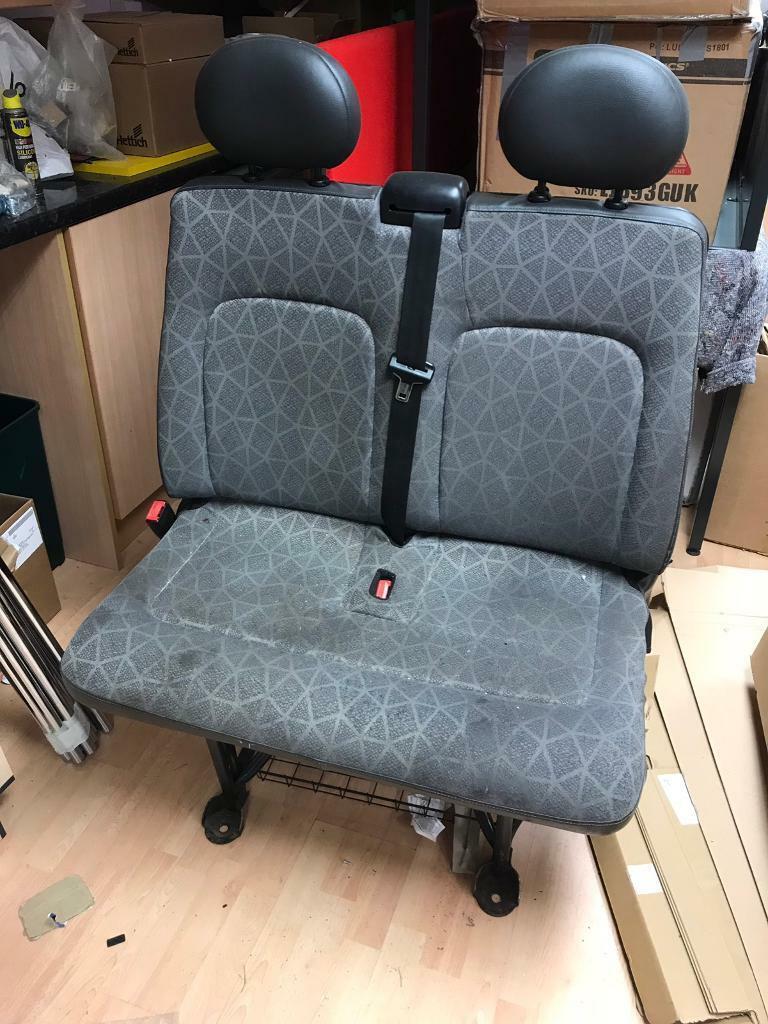 Awe Inspiring Renault Master Passenger Bench Seat In Cumbernauld Glasgow Gumtree Dailytribune Chair Design For Home Dailytribuneorg
