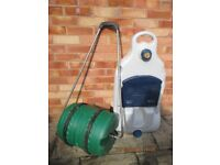 WASTE WATER HOG AND FRESH WATER PORTER