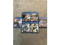 8 ps4 big games for sale