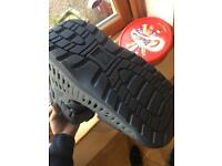 Ossur foot boot