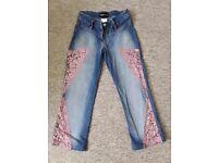 Jeans from Italian designer